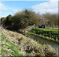 SP8911 : Bucklandwharf - A section of Wendover Arm canal by Rob Farrow