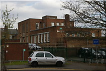 TQ2079 : Alexandra House, seen from Church Road, W3 by Christopher Hilton