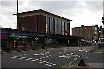 TQ1979 : Acton Town underground station by Christopher Hilton