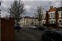 TQ1980 : Hillcrest Road, W3 by Christopher Hilton