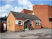 TF0920 : Small but useful building at Bourne, Lincolnshire by Rex Needle