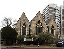 TQ2976 : Christ Church, Union Grove by John Salmon
