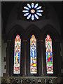 SO9189 : East window, St Mark's Church, Pensnett by Robin Stott