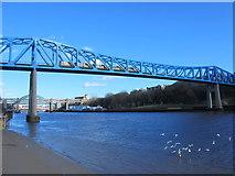 NZ2463 : The Queen Elizabeth II Metro Bridge (4) by Mike Quinn