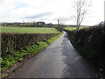 H4769 : Marshall Trail (1.7) - Edenderry Road, Aghagallon by Kenneth  Allen