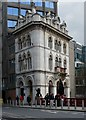TQ3181 : No 24 Holborn Viaduct by Julian Osley