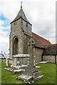 SU7900 : St Nicholas's Church, West Itchenor by Ian Capper