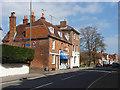 SU8346 : Newsagents, Farnham by Alan Hunt