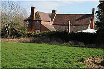 SO6831 : Farmhouse, Allum's Farm by Philip Halling