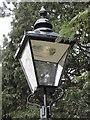 TQ5254 : Gas Lamp near No87 Kippington Road by David Anstiss