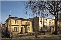 ST5773 : Buildings on Whiteladies Road, Bristol by Derek Harper