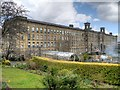 SE1338 : Salts Mill by David Dixon