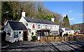 ST1281 : Tafarn Tŷ Nant, Morganstown, Cardiff by Jaggery