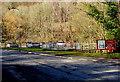 ST1281 : Hillside car park, Morganstown, Cardiff by Jaggery