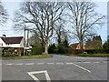 SP9001 : Crossroads, Small Heath by Robin Webster