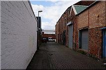 TA0827 : St Mark's Square off St James Street, Hull by Ian S