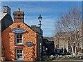 SM7525 : Pebbles Yard Gallery, St Davids by Robin Drayton