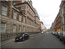 TQ2880 : Grosvenor Street, Mayfair by David Howard