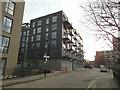 TQ3379 : Grange Walk - new apartments (1) by Stephen Craven