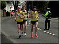 H4672 : Omagh Half Marathon - runners (5) by Kenneth  Allen