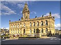 SE1337 : Victoria Hall (formerly Saltaire Institute) by David Dixon