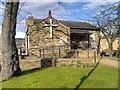 SE1337 : The Methodist Church, Saltaire by David Dixon
