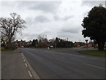 TM2482 : Needham Road, Harleston by Adrian Cable