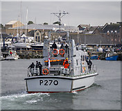 J5082 : HMS 'Biter' at Bangor by Rossographer