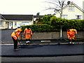 H4672 : Men at work, Omagh by Kenneth  Allen