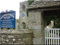 SE0361 : St Wilfrid's Church, Burnsall by Carroll Pierce