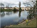 SP8633 : Huts, Bletchley Park, Milton Keynes, Buckinghamshire by Christine Matthews