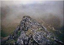 NN4974 : Top of Lancet Edge by Alan Reid