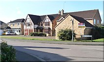SP4641 : Priory Vale Road, Grimsbury by Christine Johnstone