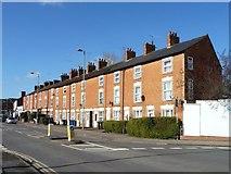 SP4640 : Three-storey terrace, Middleton Road, Grimsbury by Christine Johnstone