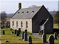 NJ5102 : St Nathalan's Kirk, Coull by Stanley Howe