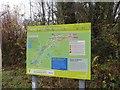NS4062 : Information board, Kilbarchan by Richard Webb
