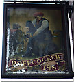 SD6810 : Sign for the Doffcocker Inn by JThomas