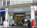 SU4111 : Clarks, Above Bar by Alex McGregor