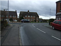 SD6110 : Corner on Hill Lane, Blackrod by JThomas