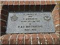 TM3553 : Airfield Memorial at Bentwaters by Adrian S Pye