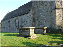 TQ3632 : St Margaret, West Hoathly: churchyard (II) by Basher Eyre