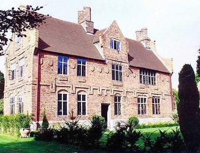 TF0830 : The manor house at Aslackby, near Bourne, Lincolnshire by Rex Needle