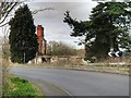 SJ8783 : Ruins of Farmhouse, Dairy House Lane by David Dixon