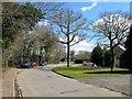 TQ3224 : Blunts Wood Road, Haywards Heath by Simon Carey