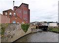 SS9902 : Devon Valley Mill, Hele by Chris Allen