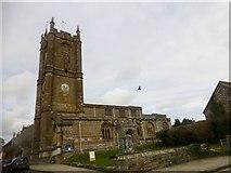 ST6601 : St Mary's Church, Cerne Abbas by Rude Health