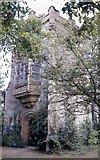 ST6601 : Abbot's Porch, Cerne Abbas by Chris Andrews