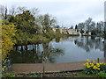 SP8633 : Springtime at Bletchley Park, Milton Keynes by Richard Humphrey