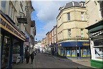 SO4959 : High Street, Leominster by Richard Webb