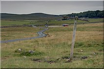 SD8965 : Footpath Junction, Tolery Edge by Mick Garratt